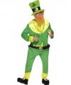 St patricks day dwerg kostuum