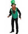 St patricks day gnoom vest heren