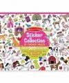 Sticker collectie meisjes 700 stuks