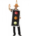 Stoplicht kostuum verkeerspion