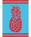 Strandlaken pineapple 140 bij 200