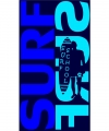 Strandlaken surf surf blue 95 100 bij 175