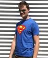 Superman t-shirt korte mouw