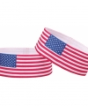 Supporter armband amerika