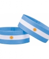 Supporter armband argentinie