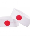 Supporter armband japan