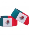 Supporter armband mexico