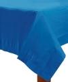 Tafelkleed blauw 274 bij 137