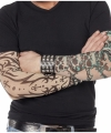 Tattoo sleeves gothic volwassenen