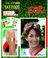 Tattoos italie 9 stuks