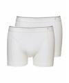 Tc tender cotton witte shorty 2 pak