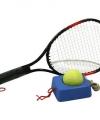 Tennistrainer inclusief racket