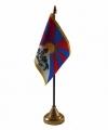 Tibet tafelvlaggetje 10 bij 15 standaard