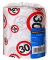Toiletpapier een 30 jarige