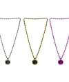 Toppers ketting discobal