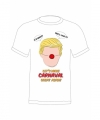 Trump verkleed t-shirt great again volwassenen