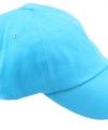 Turquoise baseballcap