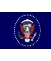 Usa president vlag 150 bij 90