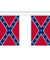 Usa zuidelijke staten vlaggenlijn 9 meter