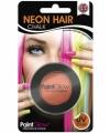 Uv haarkrijt oranje