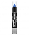 Uv make up stift neon blauw