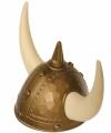 Viking helm spijkers hoorns