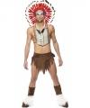 Village people indian kostuum