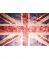Vintage vlag verenigd koninkrijk 150 bij 90
