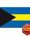 Vlag bahamas 100 bij 50