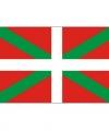 Vlag baskenland 90 bij 150
