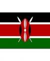 Vlag kenia 90 bij 150