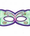 Vlinder oogmasker maanvlinder kinderen