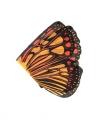 Vlinder vleugels oranje kids