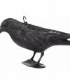 Vogelverschrikker kraai van plastic 34