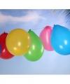 Voordelig ballonnen pakket