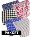 Voordelig inpakpapier pakket type a