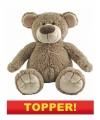 Voordelige pluche knuffel beer bella 40