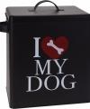 Voorraadblik hondenvoer i love my dog groot