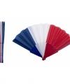 Waaier franse vlag