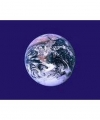 Wereldbol vlag 150 bij 90