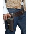 Western riem holster