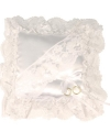 Wit trouwring kussen 20
