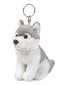 Wnf pluche wolven sleutelhanger 10