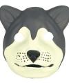 Wolf masker van soft foam