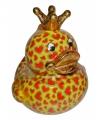 Xl spaarpot eend kroontje type 4 28