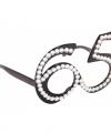 Zwarte bril 65