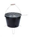 Zwarte emmer barbecue 30
