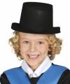 Zwarte goochelaars hoed kinderen