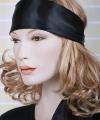 Zwarte hoofd sjaal