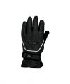 Zwarte ski handschoenen